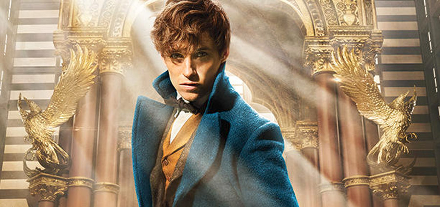 Fantastic Beasts and Where to Find Them Trailer Arrives