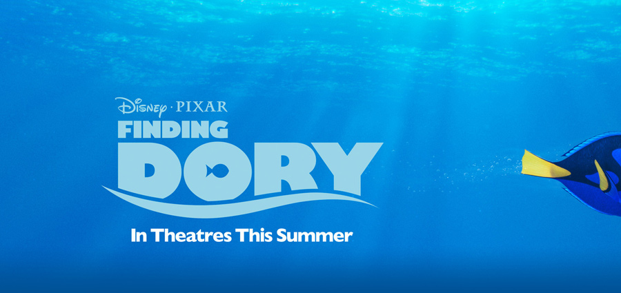 Finding Dory Trailer Is Here
