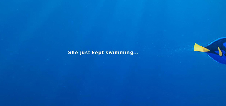 Pixar's Finding Dory Poster; Trailer Tomorrow
