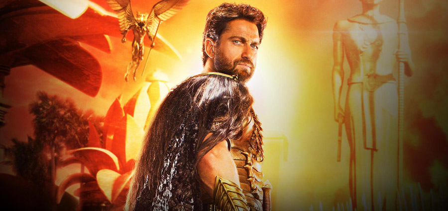 Trailer for Mythology Epic 'Gods of Egypt' Released