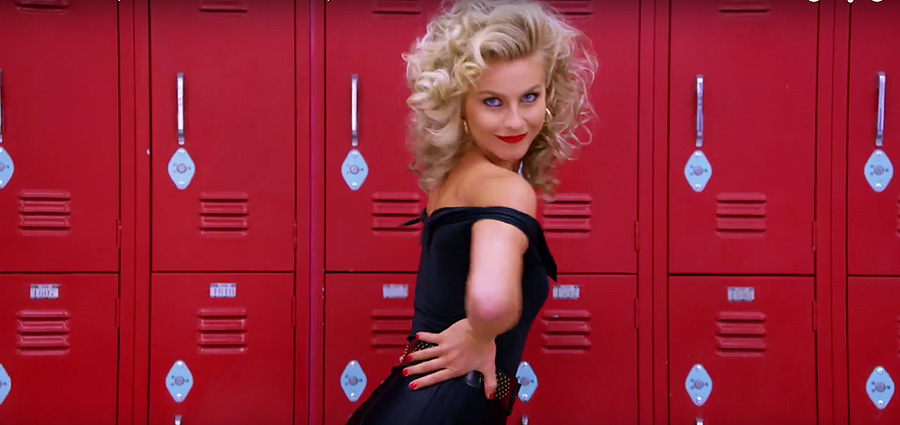Grease: Live TV Spot, Starring Julianne Hough and Vanessa Hudgens