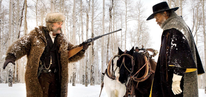 Second Trailer for Quentin Tarantino's The Hateful Eight