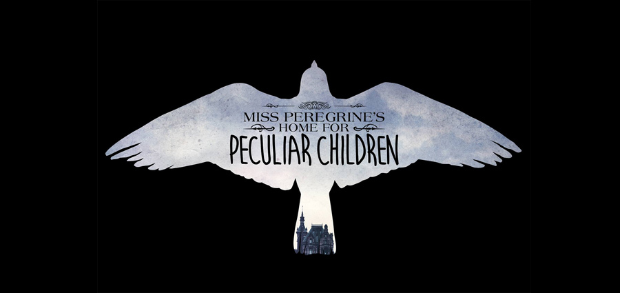 Tim Burton's Miss Peregrine's Home Teaser Poster