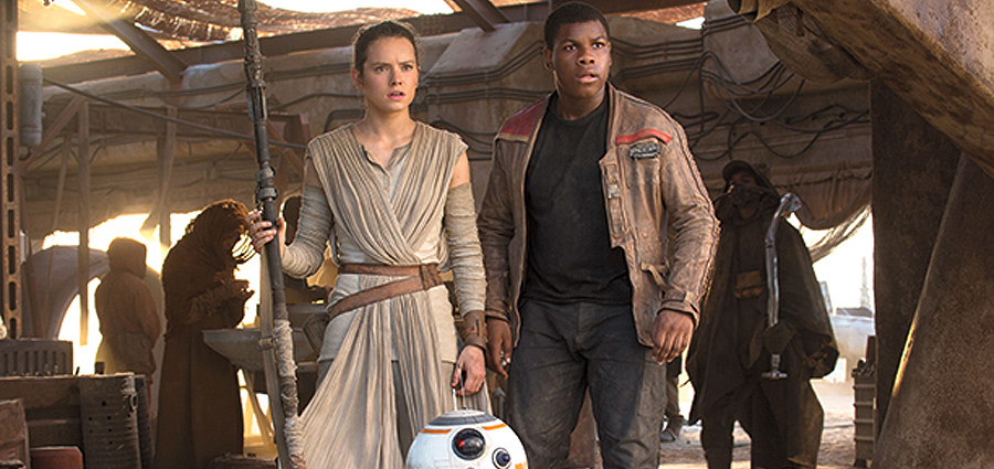 Star Wars: The Force Awakens New Photos Released