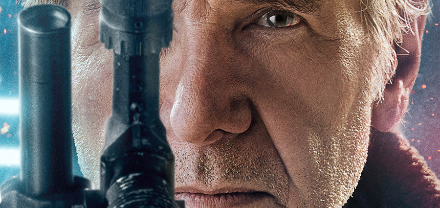 Star Wars: The Force Awakens Character Posters Revealed