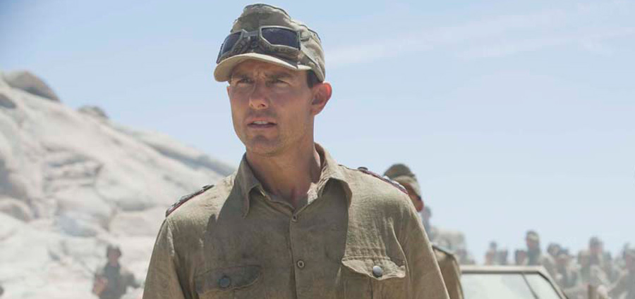 Tom Cruise Unravels Universal's The Mummy Reboot