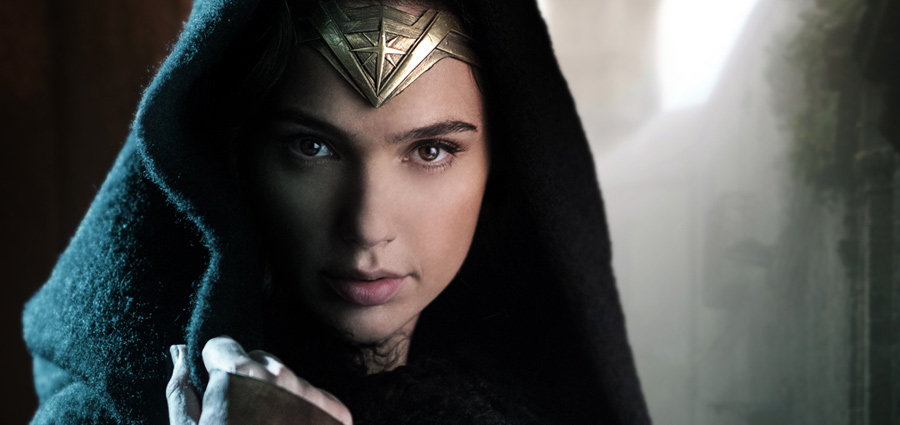 wonder woman movie first photo cast announced