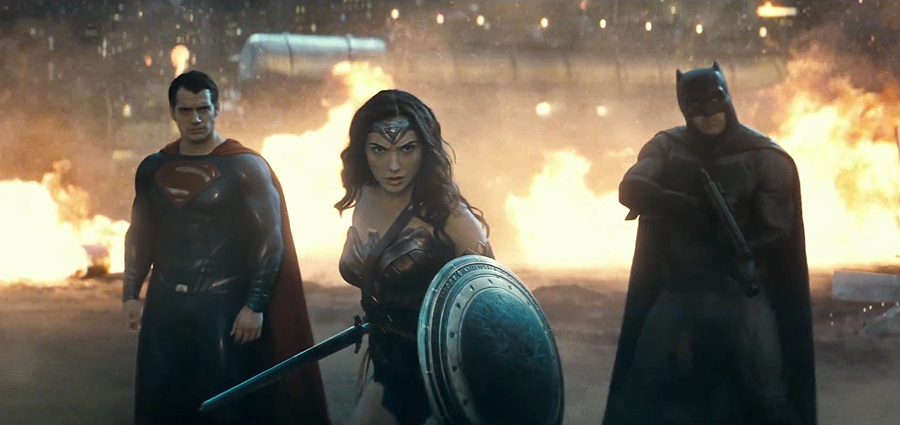 Batman V. Superman Teaser For The Teaser Trailer To Be ...