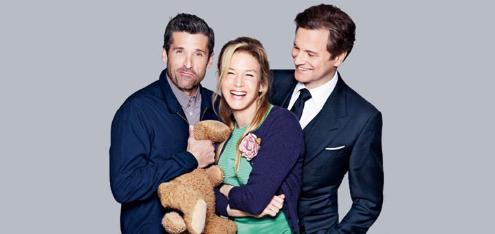 Bridget Jones's Baby Trailer: Renee Zellweger Returns
