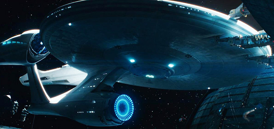 Star Trek Beyond Trailer to Debut With Star Wars: The Force Awakens