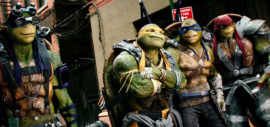 Teenage Mutant Ninja Turtles: Out of the Shadows Trailer Is Here