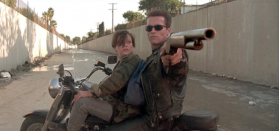 Terminator 2 to be Re-Released in 3D