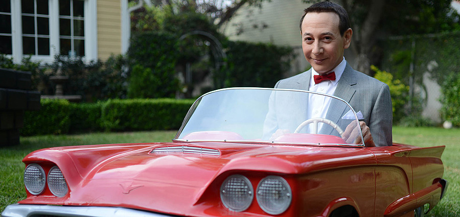 Pee-wee's Big Holiday Teaser Trailer