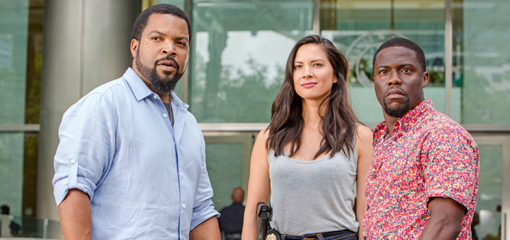 Ride Along 2 Trailer 2: Ice Cube And Kevin Hart Take The Laughs To Miami
