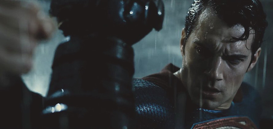 Batman v Superman Movie Trailer