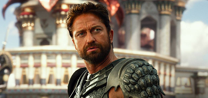 The Gods of Egypt Super Bowl Spot