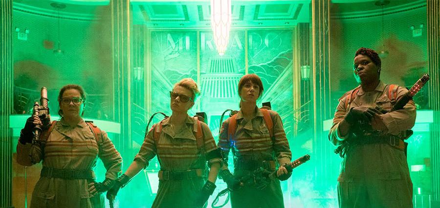 Ghostbusters Reboot Trailer: Melissa McCarthy and Kristen Wiig Ain't Afraid of No Ghosts