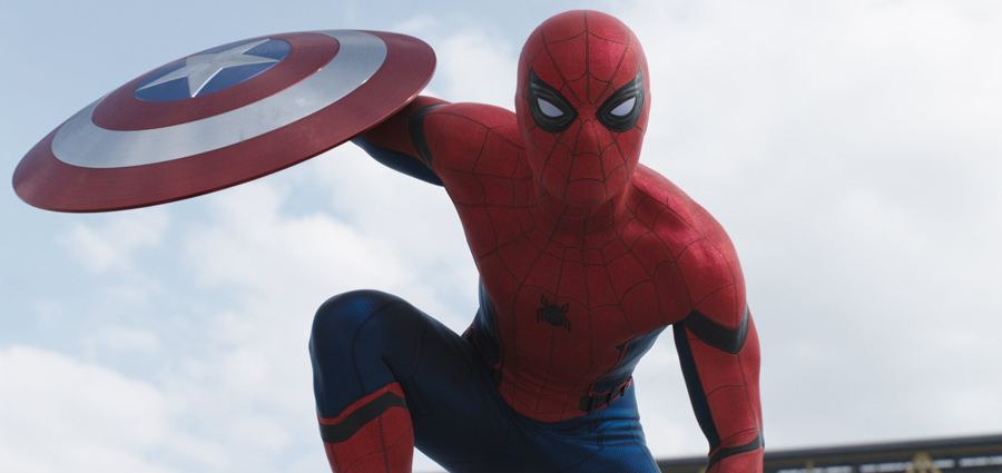 Captain America: Civil War Trailer 2: Marvel's Spider-Man Debuts