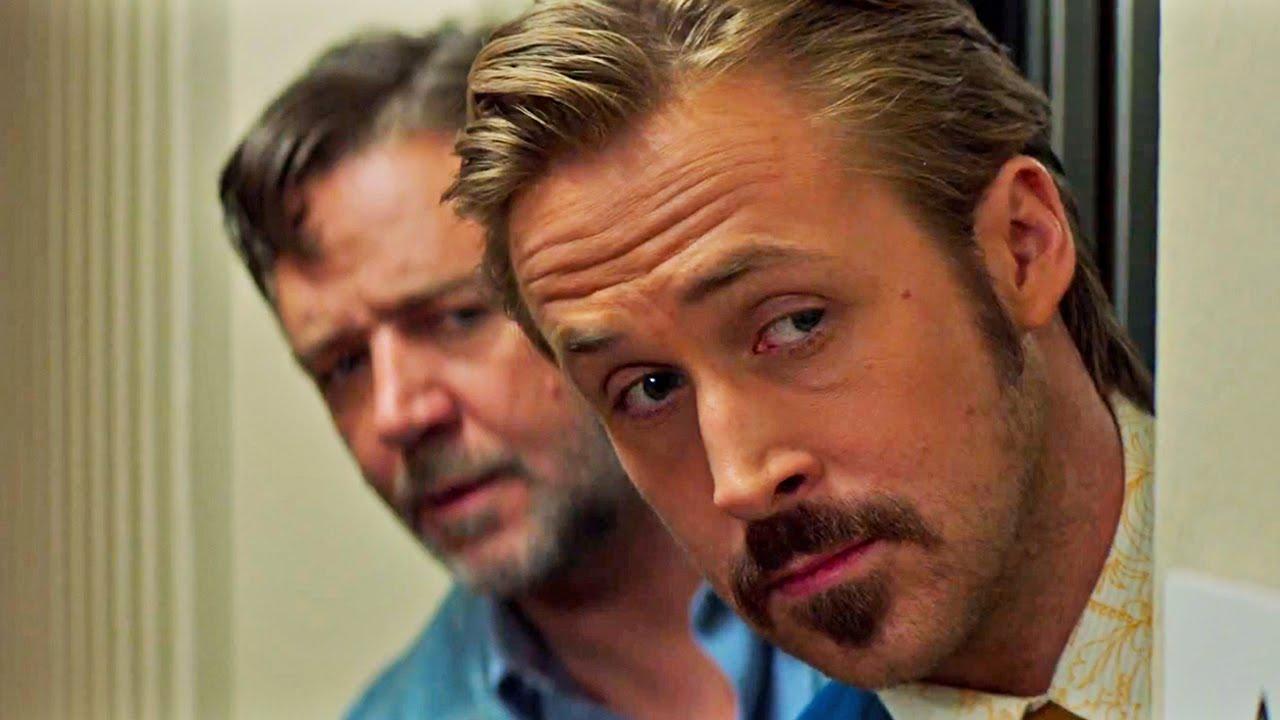 The Nice Guys Trailer 2 Hits