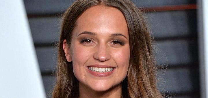 Alicia Vikander is Lara Croft in Tomb Raider Reboot