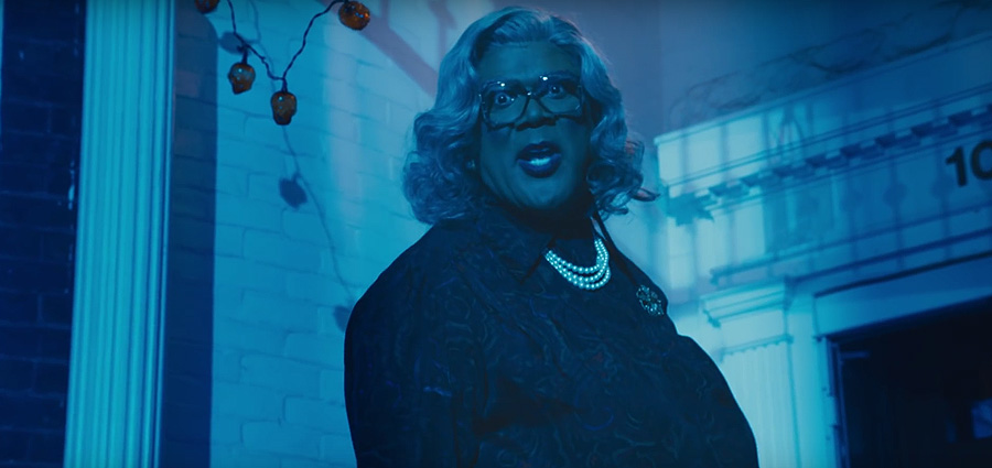 Boo! A Madea Halloween Movie Trailer