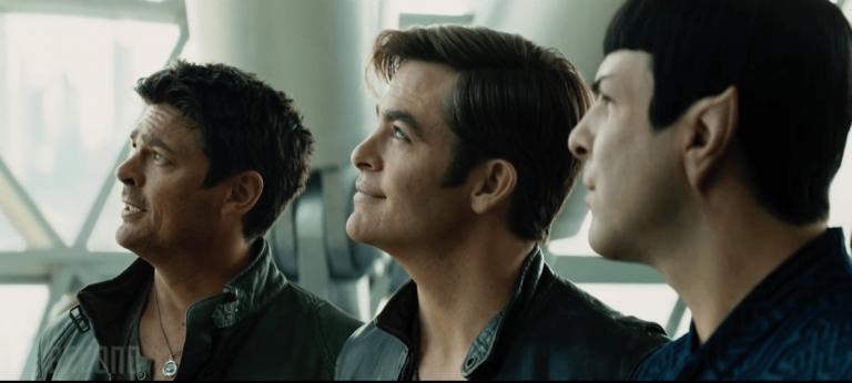 Watch the Star Trek Beyond Movie Trailer 2