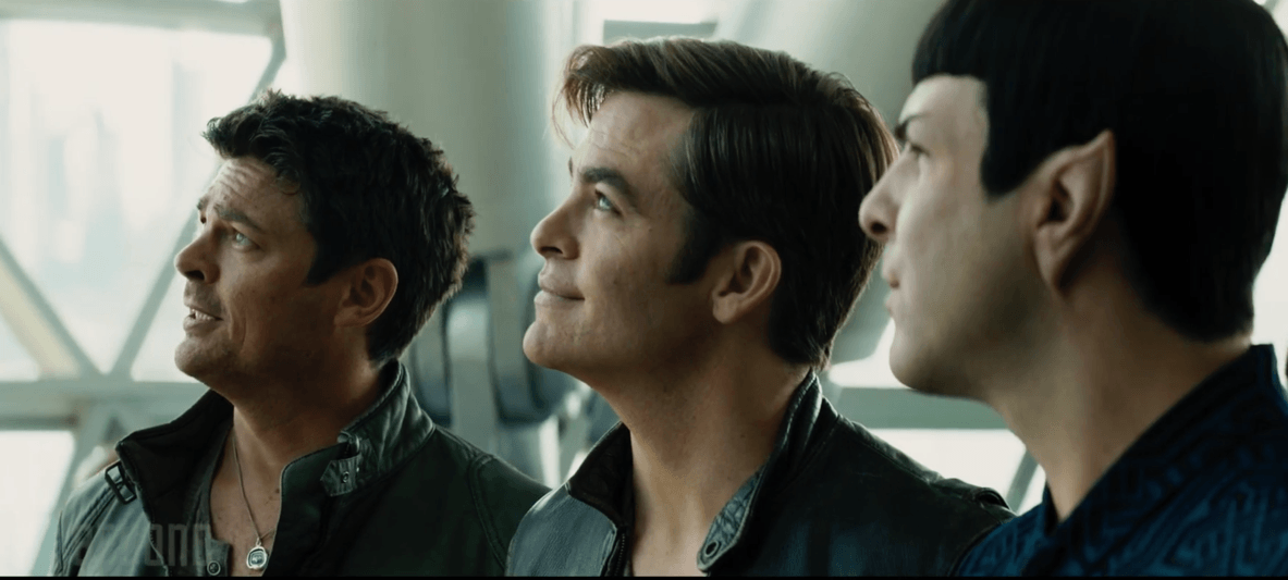 Watch the Star Trek Beyond Movie Trailer 2