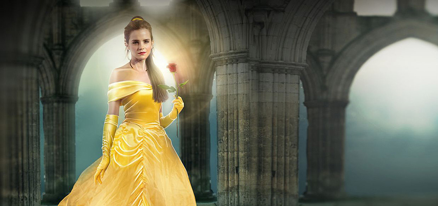 Teaser Trailer for Disney's Live-Action Beauty and the Beast