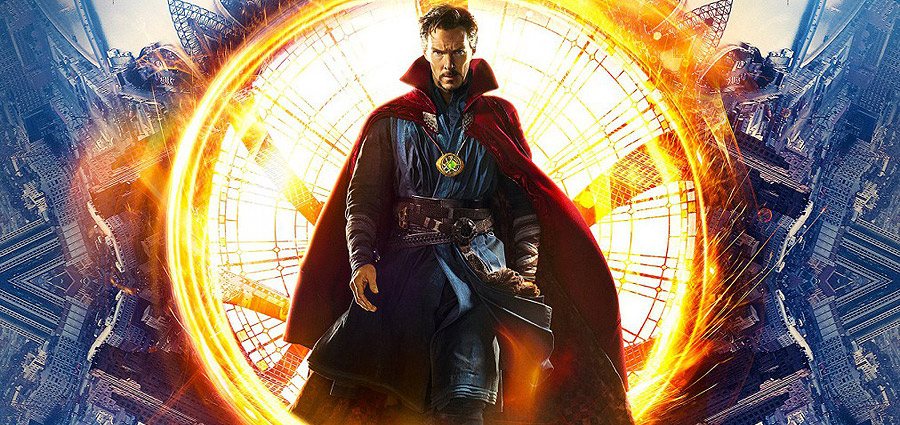 Marvel Debuts New Doctor Strange Trailer