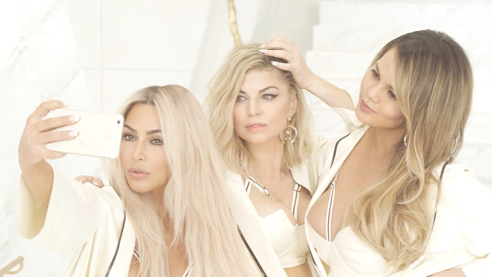 Fergie – M.I.L.F. Money Featuring Kim Kardashian, Ciara, Chrissy Teigen