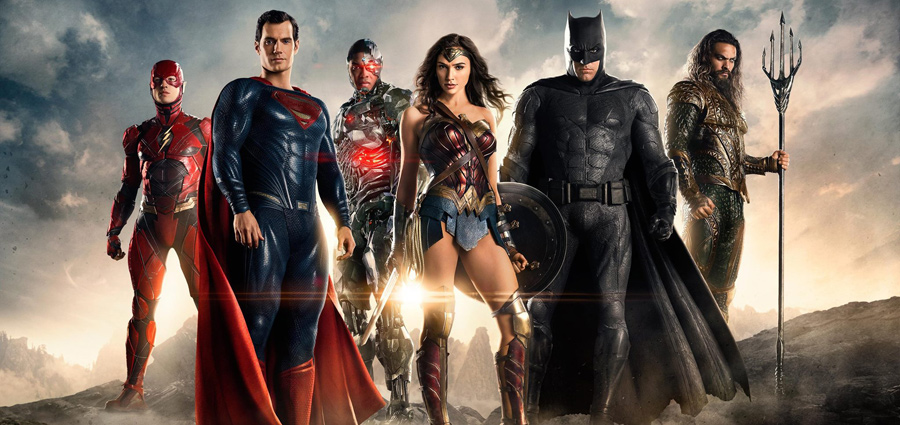 Watch the Comic-Con Trailer for Justice League!