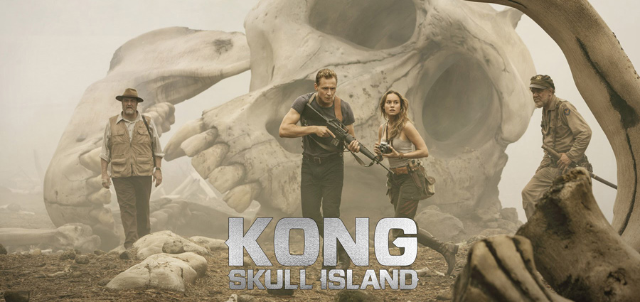 Watch the Kong: Skull Island Comic-Con Trailer