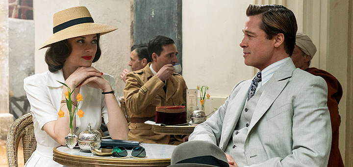 Image result for allied movie images'