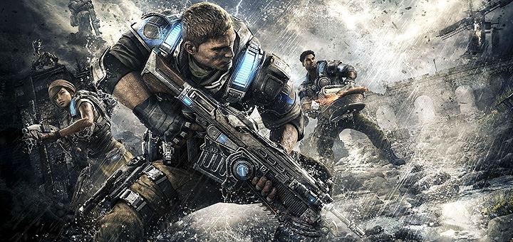 gears of war movie trailer release date cast plot