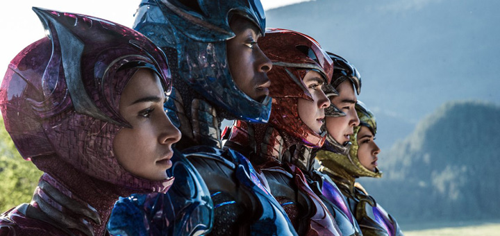 Watch First Power Rangers Reboot Trailer: It's Morphin Time!