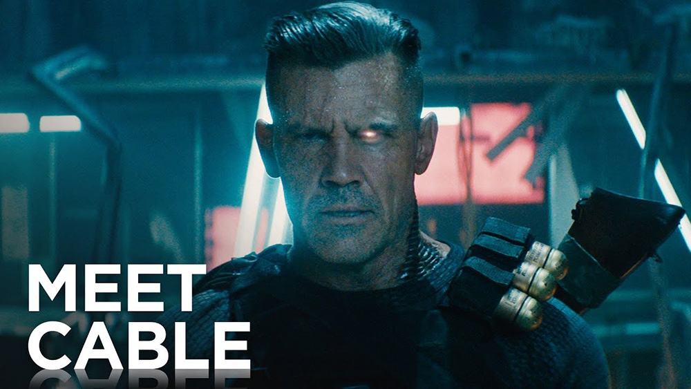 New Deadpool 2 Trailer: Meet Cable