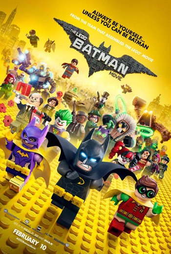 The LEGO Batman Movie 2 movie poster