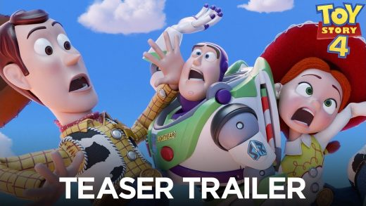 toy story 4 teaser trailer