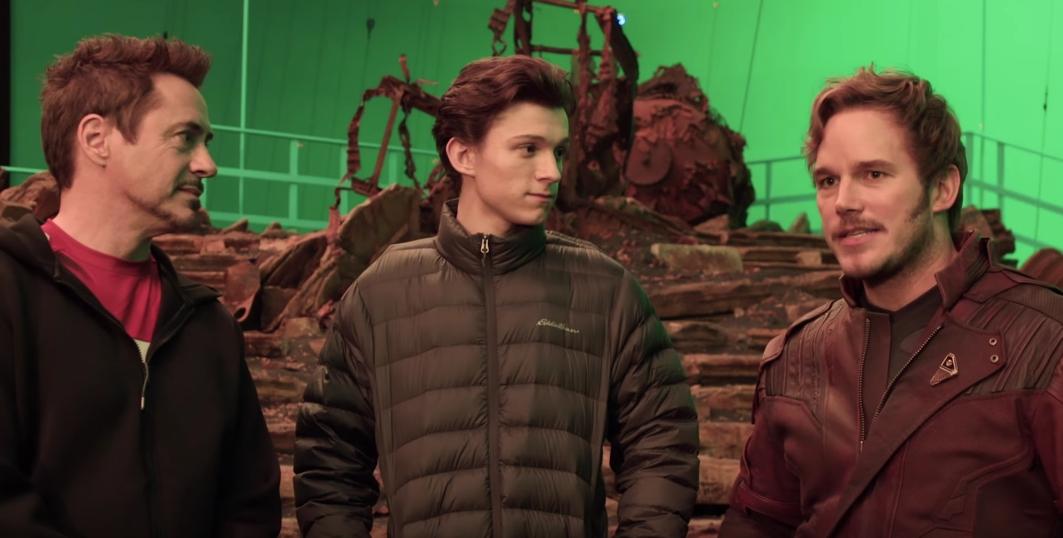 Avengers 3: Infinity War – First Look Featurette