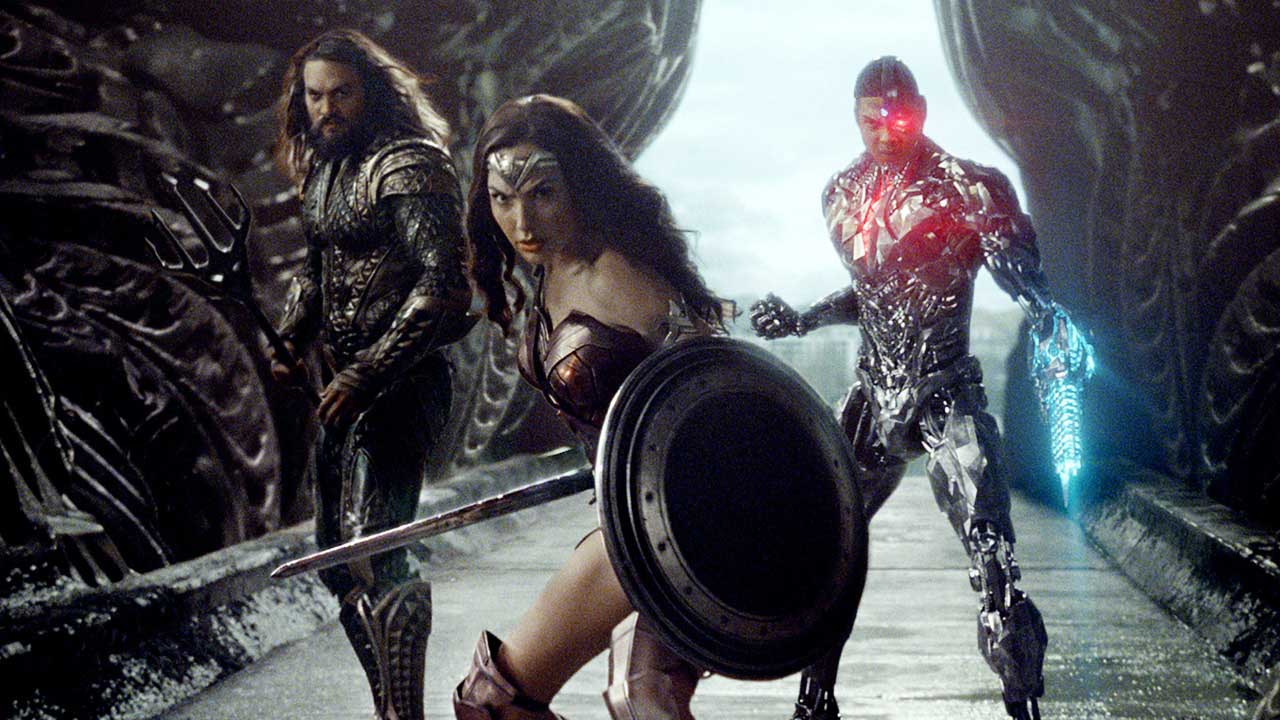 Zack Snyder's Justice League International Release Dates, Posters & Plot Details