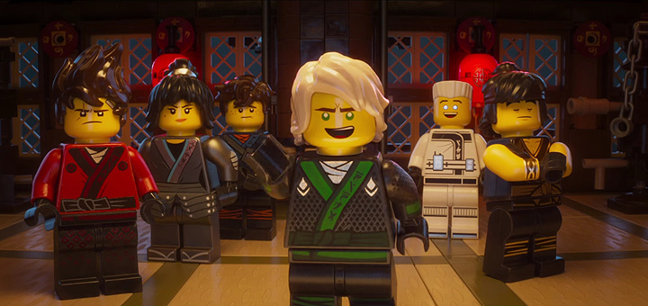 The LEGO Ninjago Movie Trailer Tease