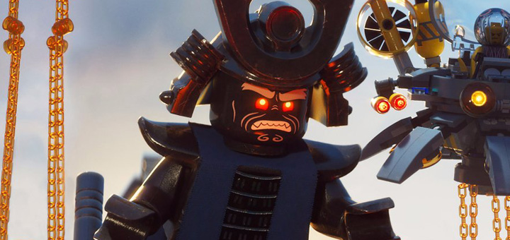 First Trailer for The LEGO Ninjago Movie