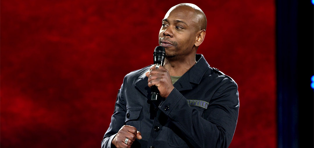 Dave Chappelle Stand-Up Specials for Netflix