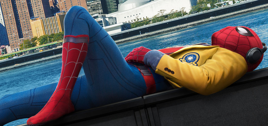 Spider-Man: Homecoming‬ Posters Revealed