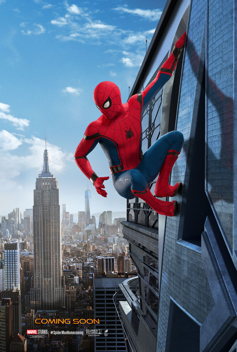 Spider-Man: Homecoming...