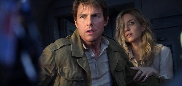 The Mummy Trailer 2: Tom Cruise Unearths an Ancient Curse