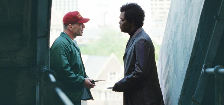 Movie Poster 2019: Glass Movie (2019) Bruce Willis