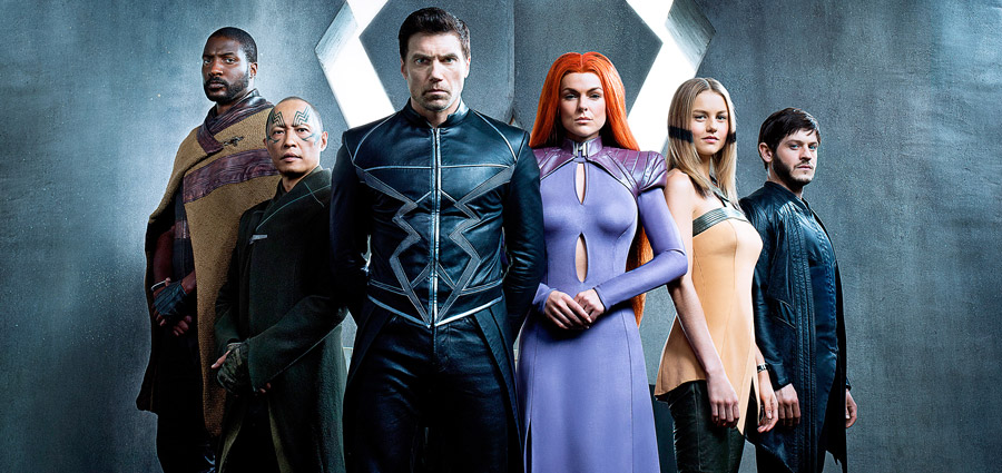 Marvel's Inhumans Teaser Trailer