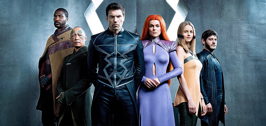 Comic-Con: Marvel's Inhumans IMAX Trailer