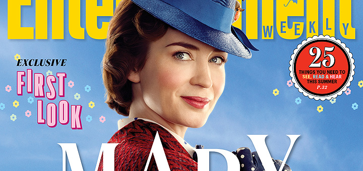 Mary Poppins Returns: First Look Photos